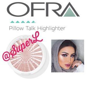 🧸 2/$15 Ofra Pillow Talk Highlighter Pink Pearl
